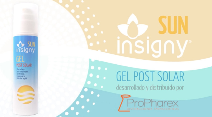 GEL POST-SOLAR INSIGNY SUN